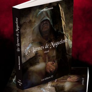Livre les larmes de Maguelone • Yves Desmazes